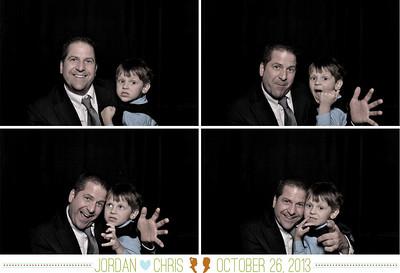 CLE 2013-10-26 Jordan & Chris