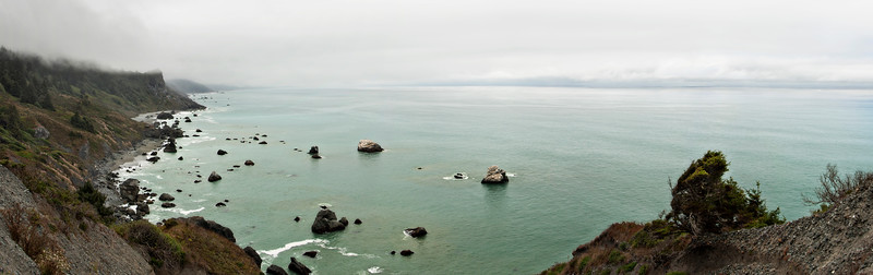 NorCal coast.