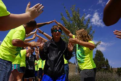 2013 Canyons High School YFCamp