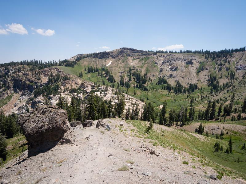 Bare trail