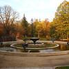 Castle, park & old city Olsztyn afternoon & night autumn 2013