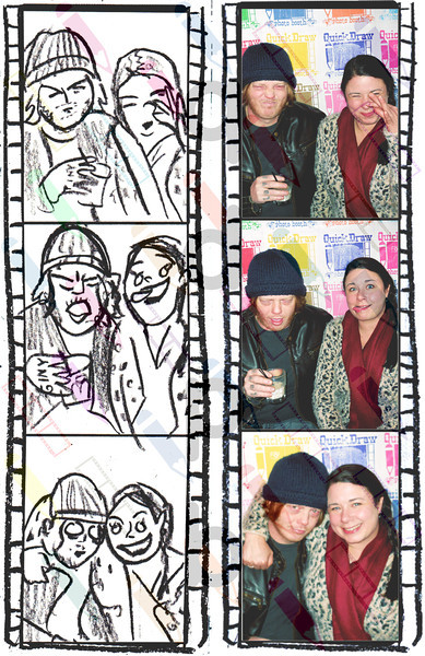 """<a href= """"http://quickdrawphotobooth.smugmug.com/Other/Cclub/35271262_xfLkXz#!i=2966584540&k=NSR3KtM&lb=1&s=A"""" target=""""_blank""""> CLICK HERE TO BUY PRINTS</a><p> Then click on shopping cart at top of page.</p> <p><b>HEY!</b> I still have this DRAWING, if you'd like to claim it, send me your mailing address and a description of this drawing to: <a href=""""mailto:info@quickdrawphotobooth.com?Subject=My%20photo"""" target=""""_top"""">INFO@QUICKDRAWPHOTOBOOTH.COM</a></p>"""