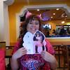 A Princess monkey from Kris...lol