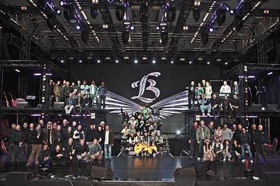 2013-11-03 Cernobile turne Ceske Budejovice - Lucie Bila