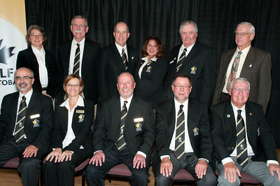 2014 Golf Manitoba Board