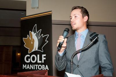 Golfer of the Year Josh Wytinck