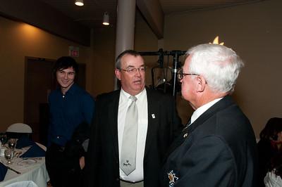 Jesse Skelton, Garth Collings & Bob Fallis