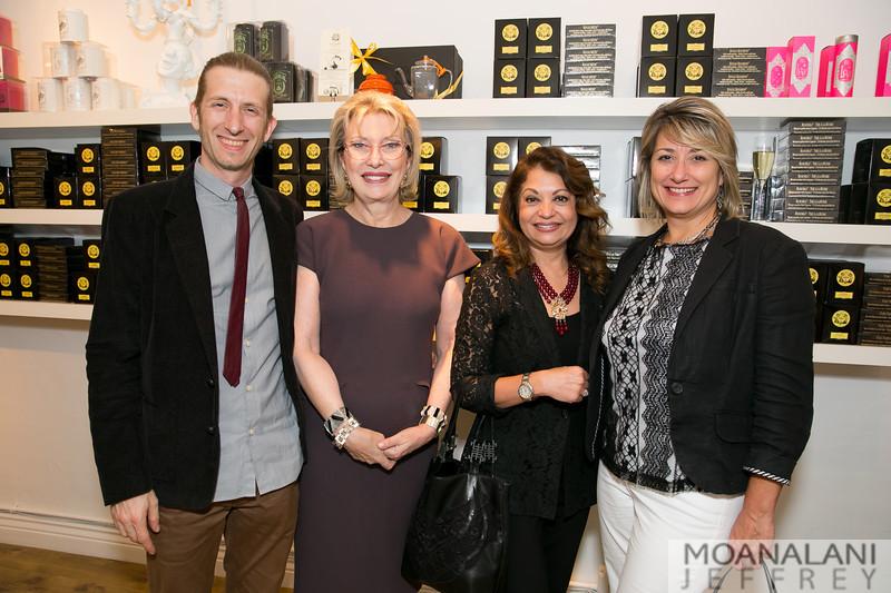 3039 Cedric Di Donato, Chantal Guillon, Kiran Robinson, Helen Wirth