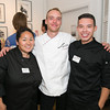 3021 Rebecca Chang, Chef Germain Biotteau, Jerry Navas