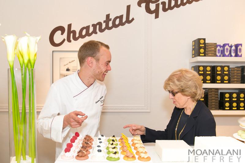 2969 Chef Germain Biotteau, Jeanne Dufourj