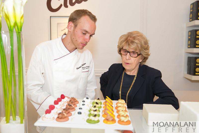 2967 Chef Germain Biotteau, Jeanne Dufourj
