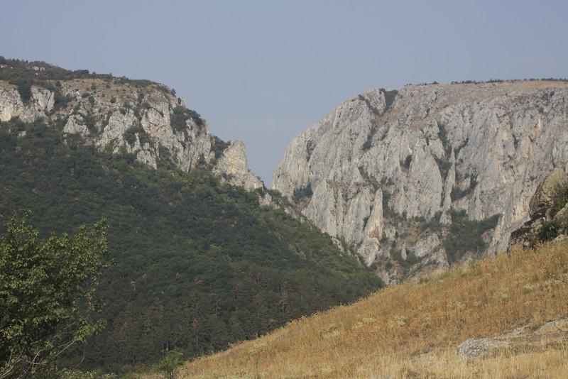 Cheile Turzi August 2013