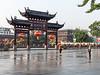 Confucius Temple plaza