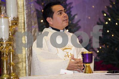 Christmas Mass - 12:15 pm