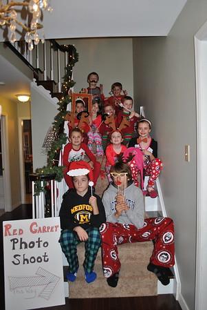 Christmas PJ Party
