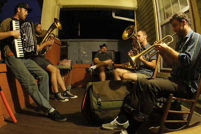 Red Bells | HP Porch Sesh | 080713