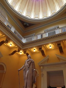 Virginia State House - Leslie Rowley