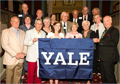 Yale Group Shot - Ken MIchaelchuck '68