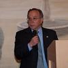 Orange County Minority Legislative Leader Jeffrey Berkman offers remarks at the Orange County Human Rights Commission 2013 Awards Dinner on Thursday, April 11, 2013. Hudson Valley Press/CHUCK STEWART, JR.