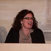 Christine Sadowski introduces 2013 award honoree Anita Manley at the Orange County Human Rights Commission 2013 Awards Dinner on Thursday, April 11, 2013. Hudson Valley Press/CHUCK STEWART, JR.