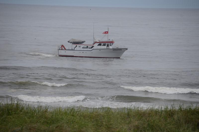 Coast Guard ShoalHunter comes visiting