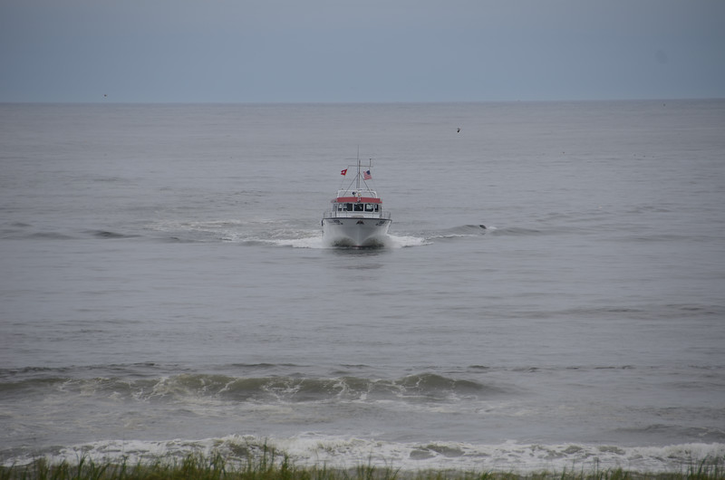 Coast Guard ShoalHunter comes visiting