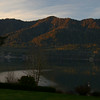 Lake Quinault @ sunset