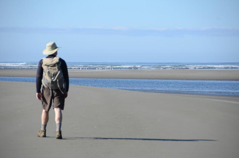 Copalis R. meets Pacific Ocean