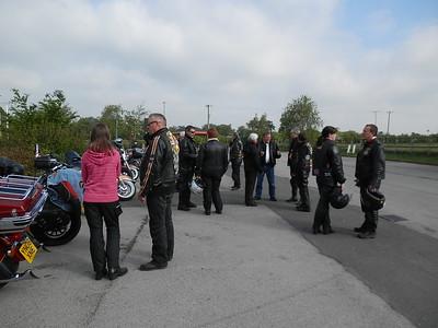 Dambuster Rideout - 19th May 2013