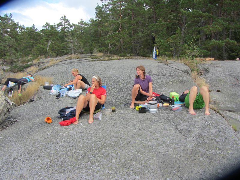 Liselotte, Ewa, Stina o  Pernilla