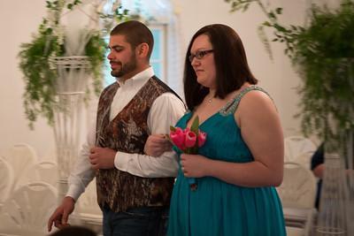 Danielle Wedding