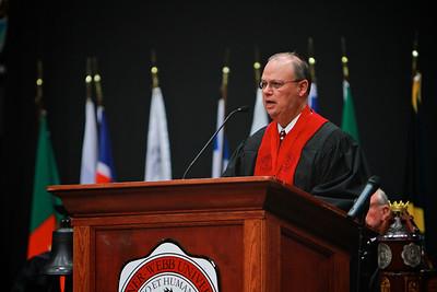 Graduate Commencement Ceremony; December 2013.
