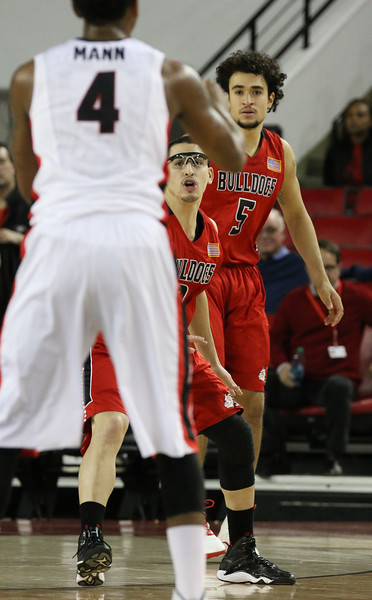 GWU Runnin' Bulldogs v. Georgia Bulldogs