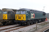 19 December 2013 :: DCR Class 56, 56303 at York station with 57007