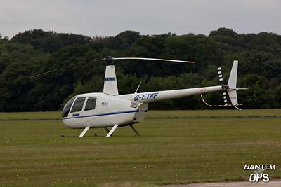 Robinson R-44 G-ETFF