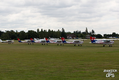 Cessna's of Denham Flying School