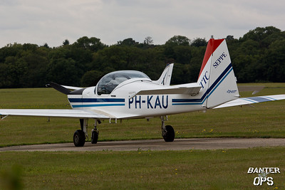 Slingsby T.67M-200 Firefly PH-KAU