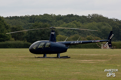 Robinson R-44 G-RALA
