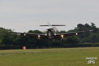 Pilatus PC-12 LX-JFQ