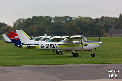 Reims Cessna F152 G-SHBA