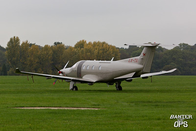 Pilatus PC-12 LX-TAI