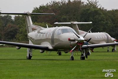 Pilatus PC-12 LX-JFJ