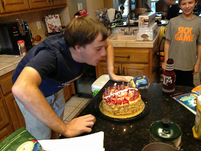 Sep 2013 - Devin's 22nd Birthday