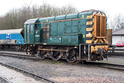08643 at Merehead Depot.