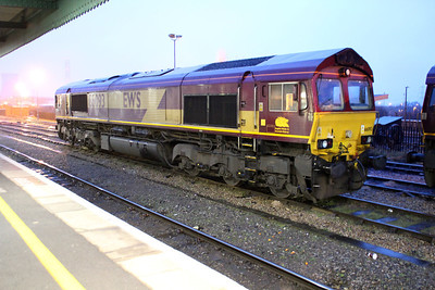 66093 Didcot Station Sidings.