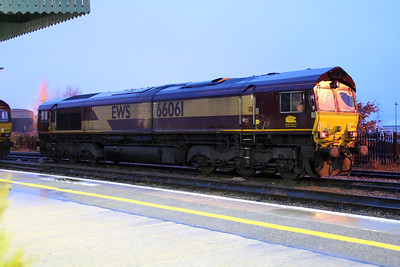 66061 Didcot Station Sidings.