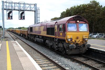 66207 1515_6v27 Eastleigh-Hincksey.