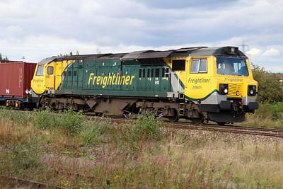 70001 1408_4o27 Garston-Southampton.
