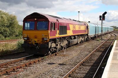 66156 1354_4m52 Southampton-Castle Bromwich.