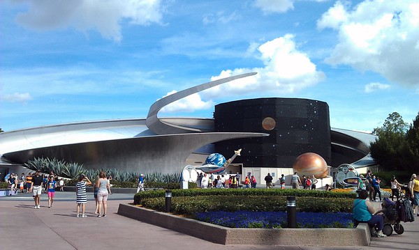 Mission:_SPACE at Epcot